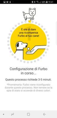 Installazione videocamera per cani FURBO Dog Camera 5