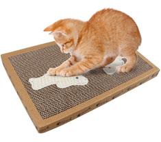 Tiragraffi per gatti a tappeto